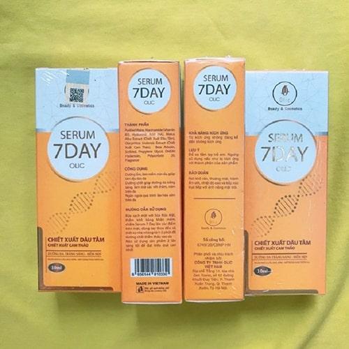 serum-7-day-olic-gia-bao-nhieu