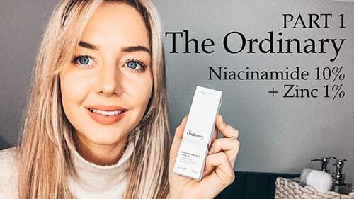 Cách dùng Ordinary Niacinamide 10 + zinc 1 và một số lưu ý
