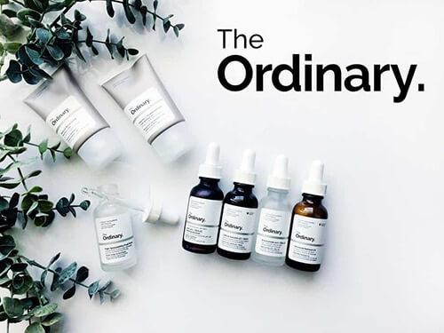 The Ordinary - một thương hiệu con của DECIEM có trụ sở chính ở Canada