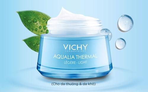 kem-duong-da-vichy-aqualia -thermal-light