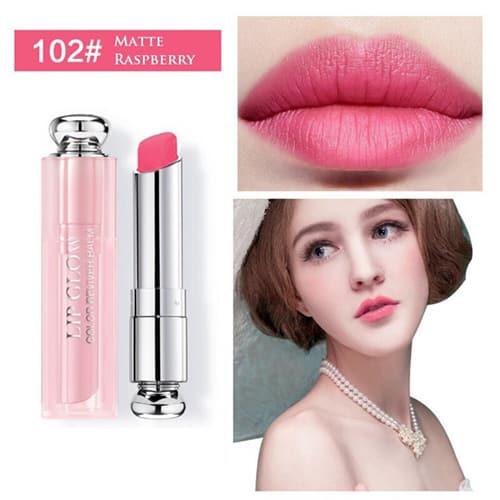 son-duong-dior-lip-glow-matte-mau-102-raspberry