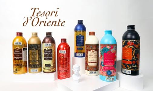 Sữa tắm Tesori là sản phẩm đến từ Ý