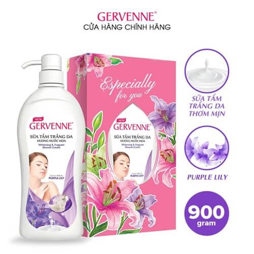 sua-tam-trang-da-gervenne-huong-quyen-ru-purple-lily
