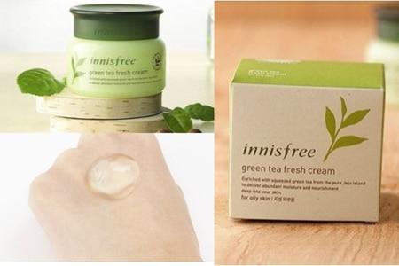 kem-duong-am-innisfree-green-tea-fresh-cream