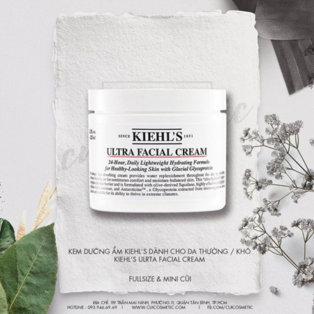 kem-duong-am-kiehls-ultra-facial-cream