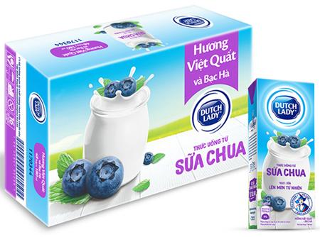 Việt quất bạc hà là sự kết hợp hoàn hảo