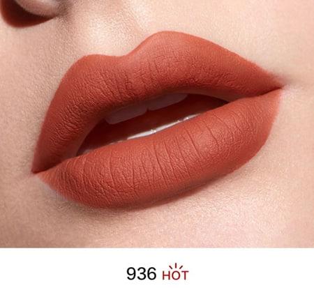 Màu 936 - ánh cam kết hợp nâu