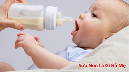 Lựa chọn sữa phù hợp độ tuổi của bé