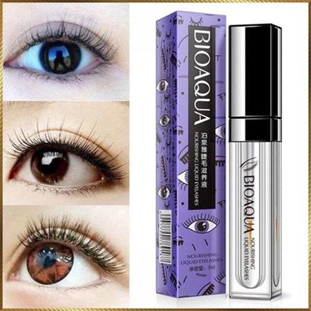 Bioaqua Nourishing Liquid Eyelashes cực kỳ an toàn