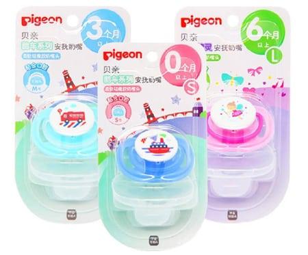 Pigeon là thương hiệu của Nhật Bản