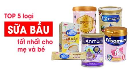 Sữa bầu là một dạng thực phẩm cung cấp chất dinh dưỡng cho mẹ