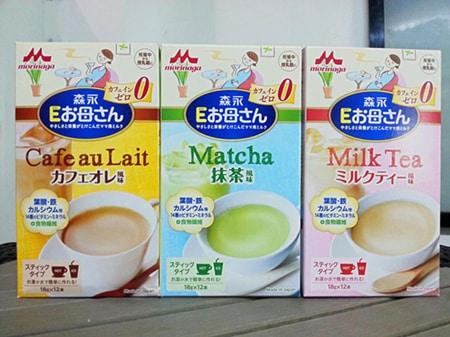 Sữa của Nhật Bản được các chuyên gia dinh dưỡng đánh giá cao