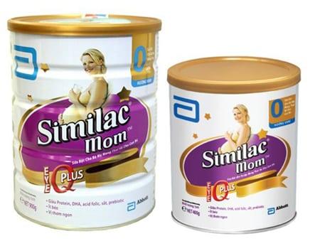 Similac Mom thuộc thương hiệu nổi tiếng Abbott Hoa Kỳ