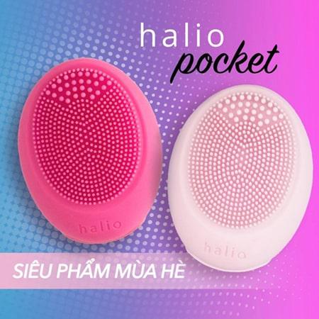Pocket Facial Cleansing & Massaging Device là thiết kế mini