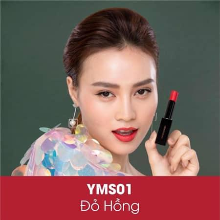 YMS01 - Đỏ Hồng