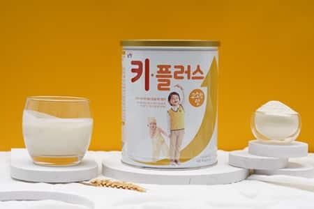 Sữa tăng chiều cao Kiplus dòng sữa hàng đầu tại Hàn Quốc
