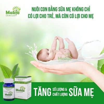 Sản phẩm sở hữu nhiều công dụng đối với phụ nữ sau sinh