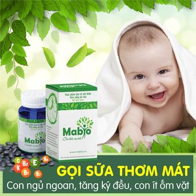 Mabio là thương hiệu thuần Việt được chứng nhận an toàn